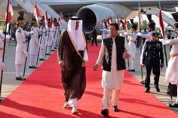 Pakistan Qatar
