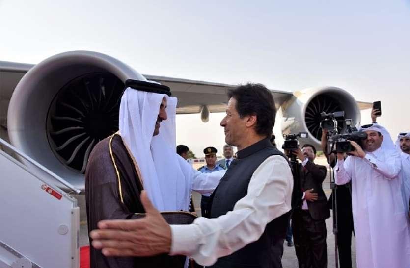 पाकिस्तान-कतर के बीच 3 MoU साइन, टेरर फंडिंग और मनी लॉन्ड्रिंग से जुड़े अपराधों पर रहेगी नजर