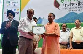 सपा-बसपा की सरकारों में किसानों को एक कुंतल गेहूं का बामुश्किल 900 रुपये मिल पाता था अब एक कुंतल गेहूं का 1860 रुपये मिल रहा