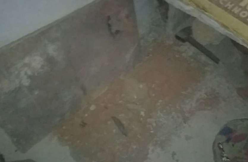 बच्ची की तलाश में खोद डाला नानी का घर, फिर भी पुलिस के हाथ खाली