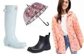 Fashionके लिहाज से प्री मानसून और मानसून के trendy outfits