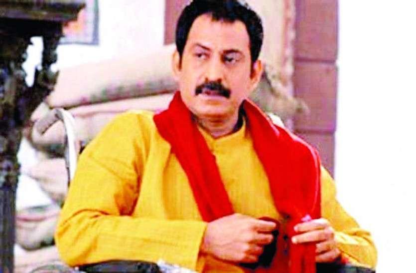 Television Actor Sanjay Batra