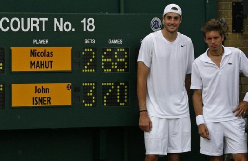 ये है टेनिस का यादगार पल, आज ही के दिन खेला गया था इतिहास का अब तक सबसे लंबा मैच