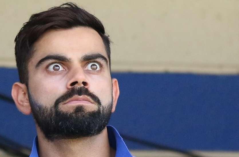 क्रिकेट वर्ल्ड कपः अंपायर को आंख दिखाना विराट कोहली को पड़ा भारी