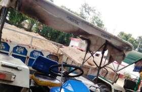 एमपी के इस जिले में शासन के निर्देश की उड़ रही धज्जियां, रेत का अवैध खनन व परिवहन जारी