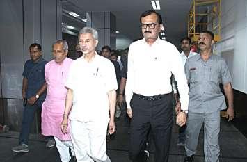 राज्यसभा उपचुनाव: विदेश मंत्री जयशंकर होंगे गुजरात से भाजपा प्रत्याशी