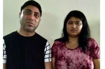 करोड़ों की ठगी करने वाले जालसाज जोड़े ने राजनीति में आने का लगाया था जुगाड़, यहां से लड़ने वाला था चुनाव