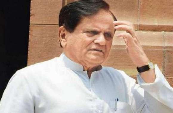 RS election: भाजपा और प्रत्याशी ने कांग्रेस विधायकों पर डाला दवाब: अहमद पटेल