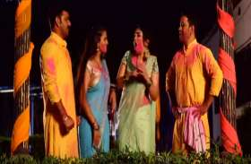 जब आम्रपाली और अक्षरा अपने पतियों की तारीफ करते उतर आईं मारपीट पर, Video हो रहा तेजी से वायरल