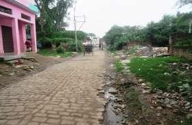 मारकंडेय महादेव धाम के लिए प्रस्तावित बाईपास रोड का किसानो ने किया विरोध