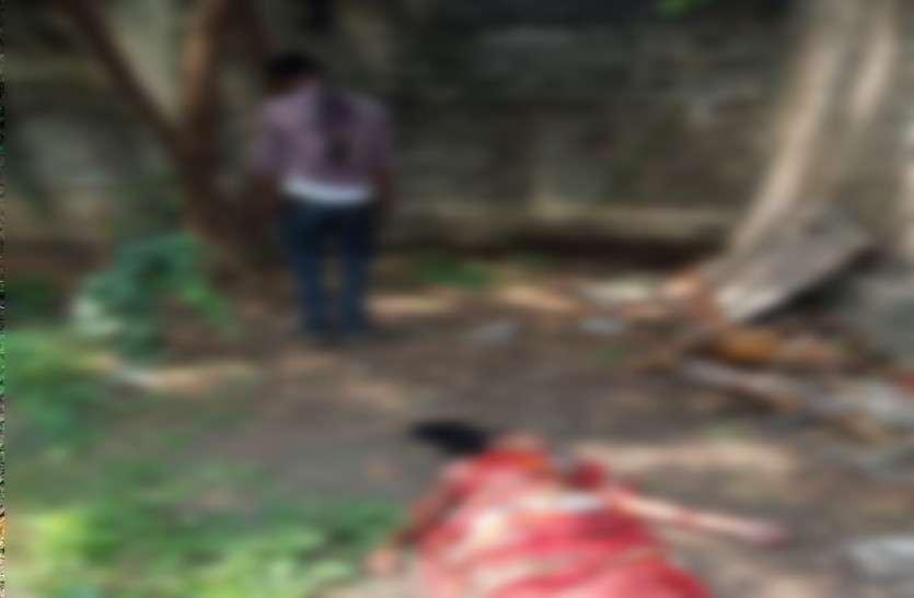 पति ने पत्नी की पीट-पीटकर हत्या की, फिर खुद फांसी लगाकर कर ली खुदकुशी