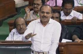 लोकसभा में कांग्रेस नेता ने PM मोदी से पूछा- सोनिया और राहुल गांधी को अब तक जेल क्यों नहीं भेजा?