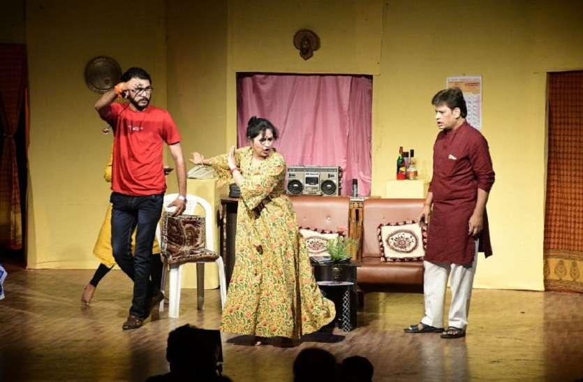 drama in shaheed bhawan