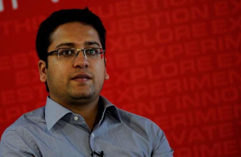 Binny Bansal ने Flipkart में बेची अपनी हिस्सेदारी, 531 करोड़ रुपये में हुआ सौदा