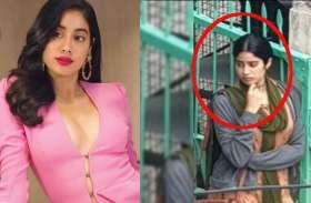 RoohiAfza: गूंथ कर बनाई चोटी फिर पहना सलवार- कमीज, जाह्नवी कपूर का बदला रूप देखकर पहचान पाना मुश्किल