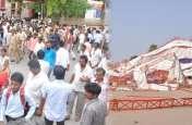 जसोल राम कथा हादसा: पुलिस ने गैर इरादतन हत्या का दर्ज किया मामला