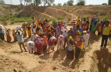 patrika amritam jalam campaign.... जल के बिना जीवन की परिकल्पना असम्भव
