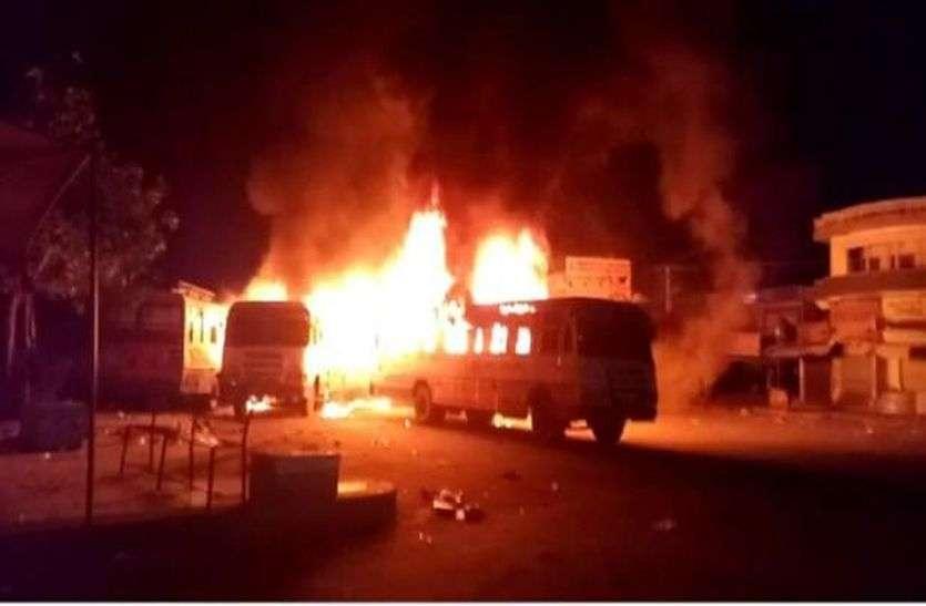 Anandpal  सांवराद में उपद्रव के दौरान हिल गया था प्रदेश, जान बचाकर भागी थी पुलिस