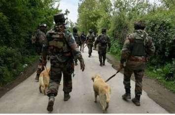 पुलवामा में सेना का सर्च ऑपरेशन, आतंकियों की तलाश जारी