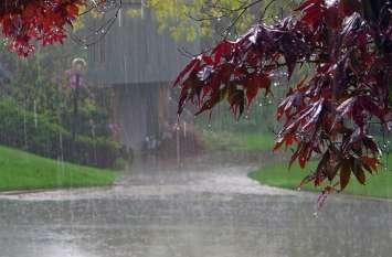 मौसम ने ली करवट, झमाझम बारिश ने दी गर्मी से राहत, किसानों के खिले चेहरे