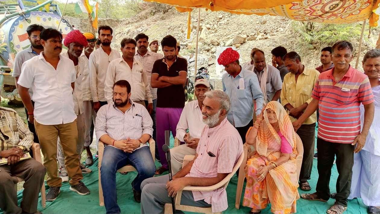 Lost liquor in Barar, finally won public