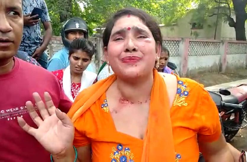 Video: महिला ने सेना के जवानों पर लगाया यह गंभीर आरोप