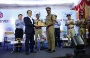 चेन्नई ट्रैफिक पुलिस को मिला 63 सुपर कैमरा