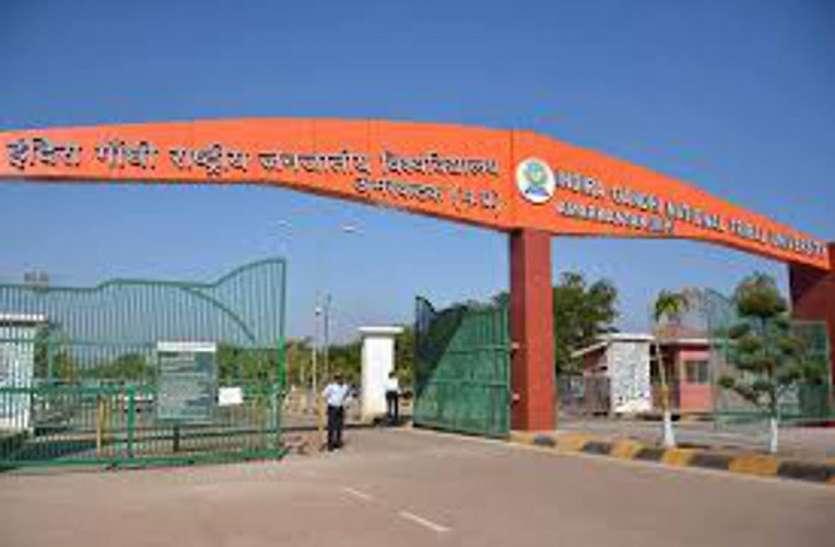छात्रावास और भर्ती प्रकरण में आईजीएनटीयू प्रबंधन के खिलाफ जांच के आदेश