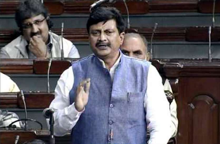 लोकसभा में गूंजा रामायण सर्किट का मुद्दा, सांसद गणेश सिंह ने कहा- UP के हिस्से में हुआ काम पर MP..