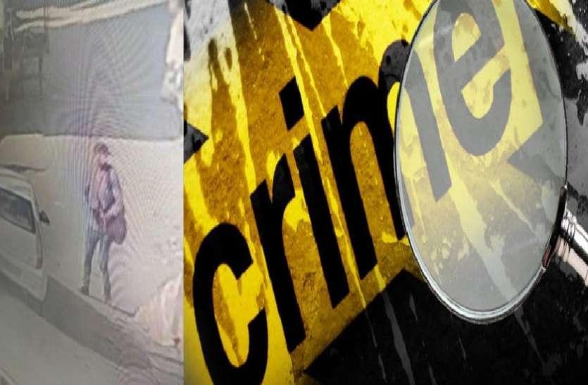सीमेंट सहित चोरी गया नया ट्रक बरामद, दो आरोपी गिरफ्तार