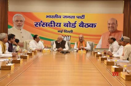 भाजपा नेता मदनलाल सैनी के निधन पर पार्टी संसदीय दल की बैठक हुई स्थगित