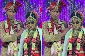 36 साल की उम्र में अक्षय कुमार की इस एक्ट्रेस ने की शादी, दुल्हन के जोड़े में तस्वीरें हो रहीं वायरल
