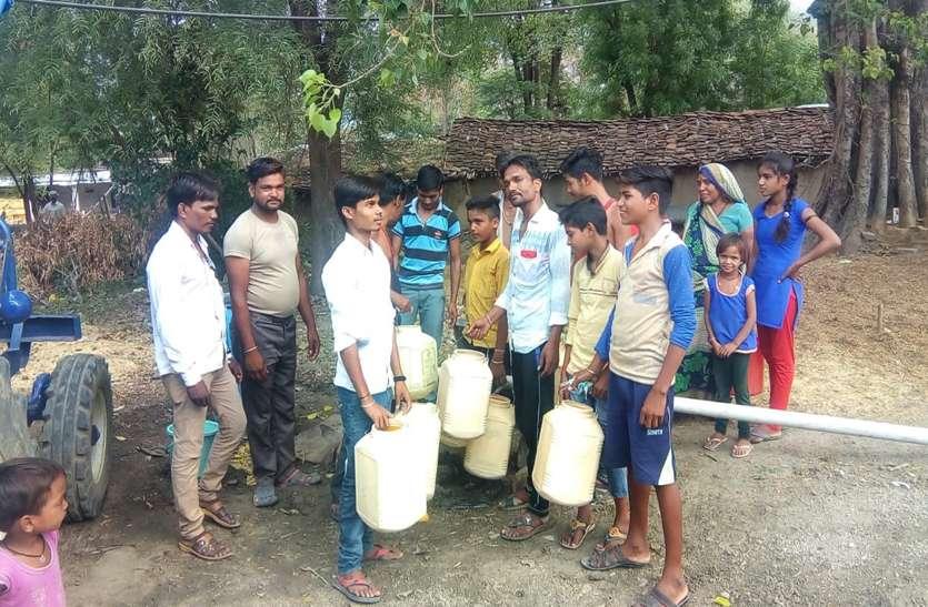 water problem : पानी को लेकर दो गांवों के बीच बनी तनाव की स्थिति, कलेक्ट्रेट पहुंचे कर की शिकायत