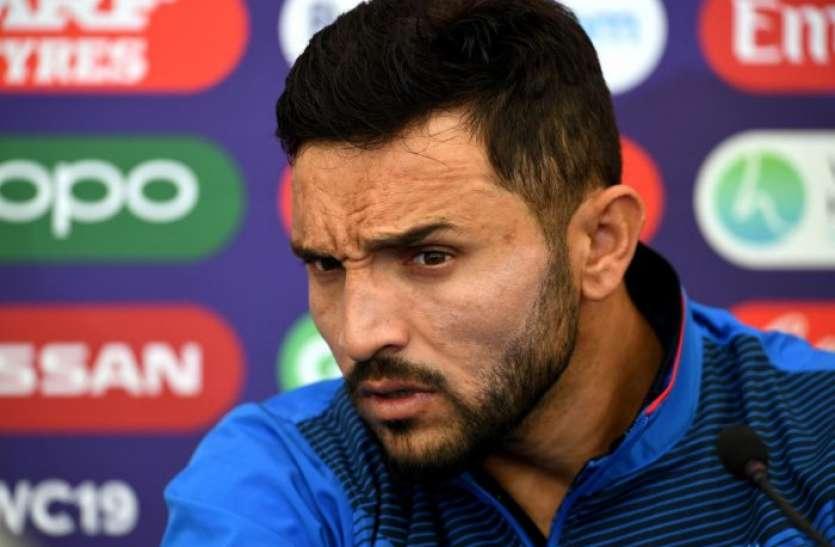 World Cup 2019: बांग्लादेश को 'धमकी' देने वाले गुलबदीन ने हार के लिए इसे ठहराया जिम्मेदार
