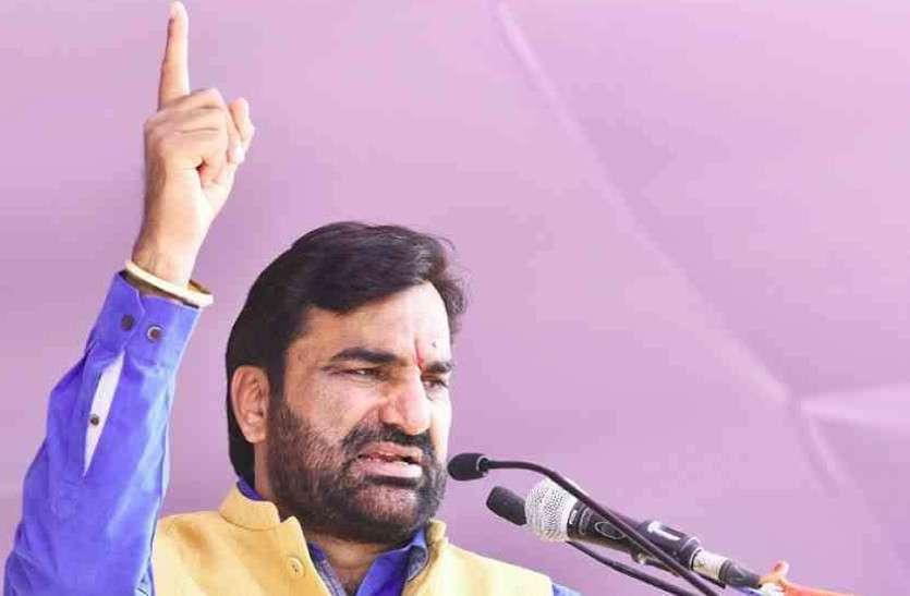 Nagaur Hindi News : सांसद हनुमान बेनीवाल ने की राजस्थान को विशेष दर्जा देने की मांग
