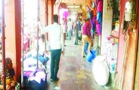 मंत्री की समझाइश का भी नहीं हुआ असर, जयपुर परकोटे में अतिक्रमण से बुरा हाल