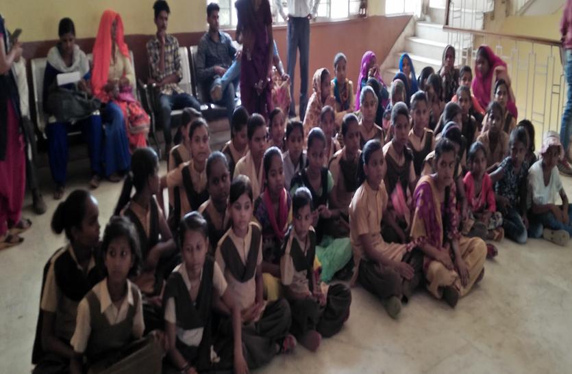 विद्यार्थियों में दौड़ी खुशी की लहर, करौली में खुला अंग्रेजी माध्यम का सरकारी स्कूल