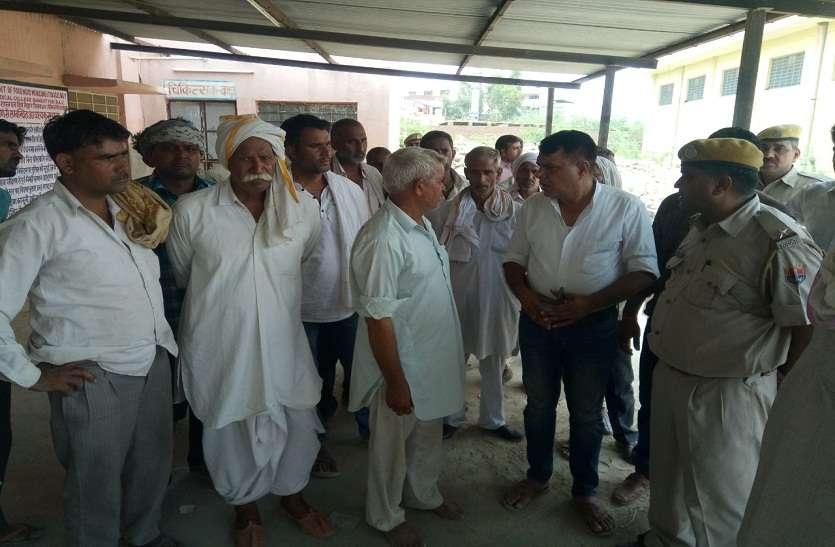 Bharatpur news:  बारात में डीजे के शोर में चली गोली, युवक की मौत