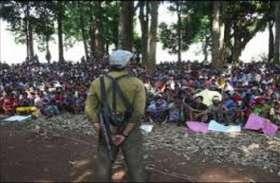 अपने साथियों की गिरफ्तारी से बौखलाए naxalite ने जन अदालत लगाकर, दो ग्रामीणों को दी मौत की सजा