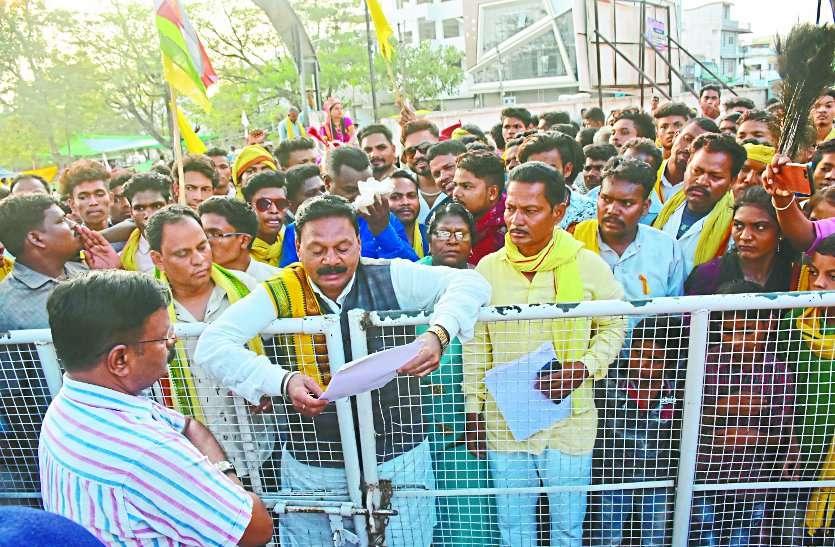 रानी दुर्गावती के बलिदान दिवस पर निकाली रैली, इन मांगों को लेकर सौंपा ज्ञापन