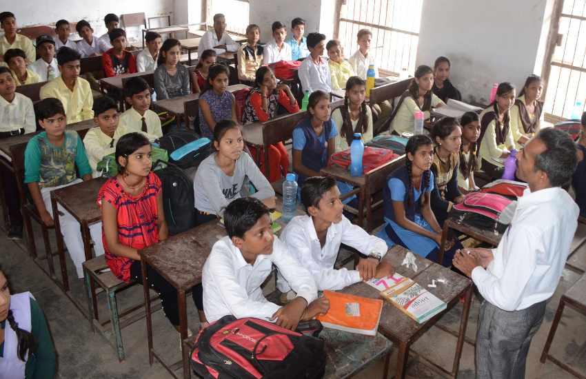 प्रवेशोत्सव: पहले दिन ही शिक्षा विभाग की खुली कलई, जानिए कैसे?
