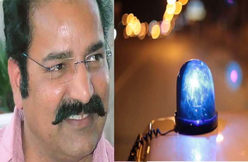 मंत्री खाचरियावास का बड़ा फैसला, परिवहन विभाग के अधिकारियों को जल्द मिल सकती है नीली बत्ती