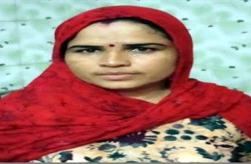 झुंझुनूं की इस महिला ने दिखाई हिम्मत तो पकड़ में आ गया लूट के प्रयास के आरोपी