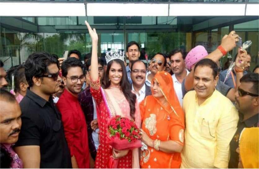 मैंं भी उन आम लड़कियों की तरह जिनकी आंखों में ढेर सारे सपने : मिस इंडिया सुमन राव