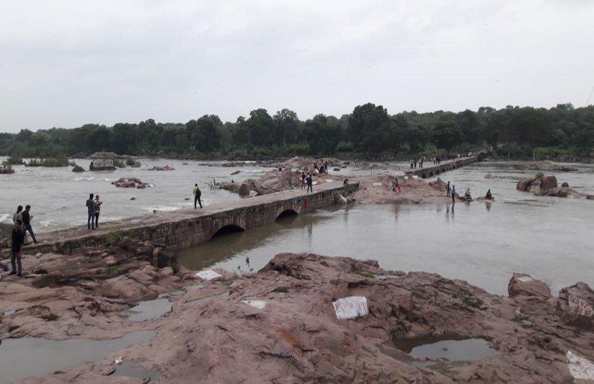 इस बार भी बारिश में टॉपू बनेगी श्रीरामराजा सरकार की नगरी!
