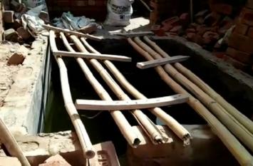 Video: शाम को खेलते-खेलते गायब हो गया मासूम, सुबह टॉयलेट टैंक में इस हालत में मिला
