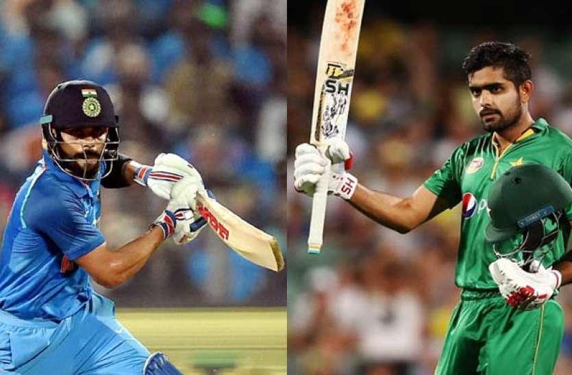 पाक बल्लेबाज बाबर आजम ने विराट कोहली को भी छोड़ दिया पीछे