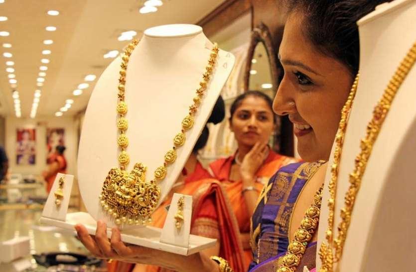 उच्चतम स्तर से 6,260 रुपए सस्ता है सोना, निवेश करने का सही है समय, जानें आज के भाव