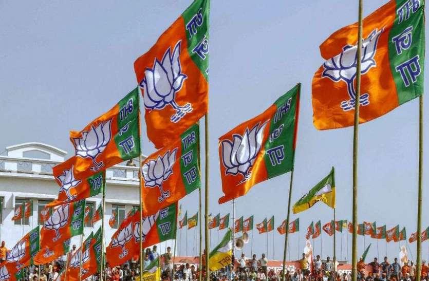 भाजपा सदस्यता अभियान के तहत् की गई नियुक्तियां