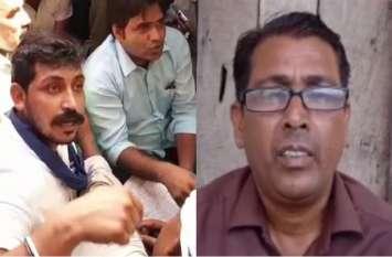 बुलंदशहर मामले में दलित नेताओं ने की पीड़ित परिवार से मुलाकात, बोले- 20 लाख मुआवजा और नौकरी दे सरकार